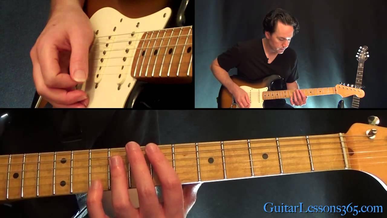 Santeria Guitar Chords Lesson Sublime Youtube