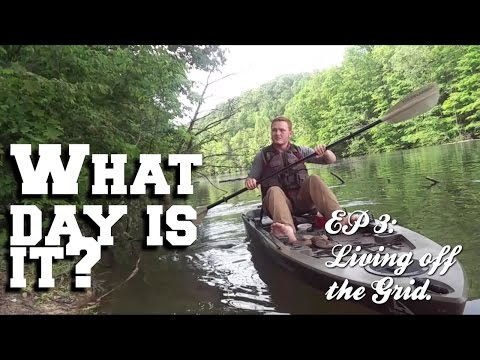 Are we Gypsies now? EP 3: Living off the Grid