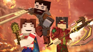 "Gambar cover ""Me Against The World"" - A Minecraft Original Music Video ♪"