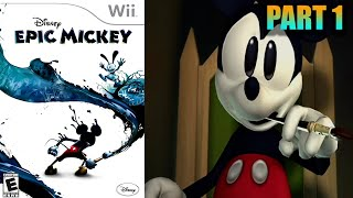 Epic Mickey [04] Wii Longplay pt.1