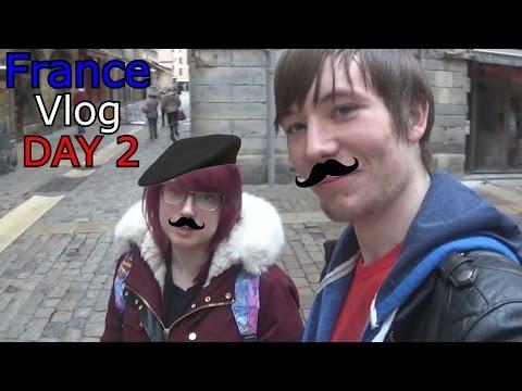 James' Trip To Lyon (France) Day 2 (Bocuse D'or Vlog)