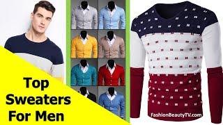 Top 50 beautiful sweater designs for men S3