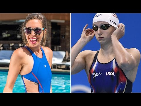 Thumbnail: Regular People Try Competitive Swimsuits