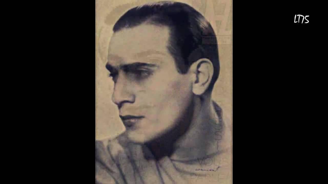 o mia bella napoli ! (2)..tino rossi ! (1938) - youtube