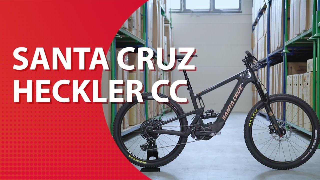 Santa Cruz Heckler CC R-Kit 2020 | Vorstellung & Test der E-MTB Neuheit