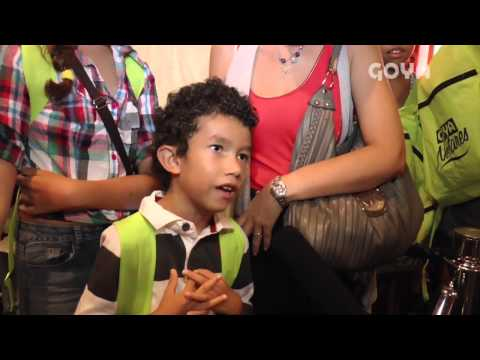 Goya Kid invita a niños a ver la película Turbo (2013)
