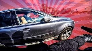 Cygany Kradną Pas! VW vs Tramwaj, Motorower z Kosy, Dziki i Golf Na Kipie :D | Szorty LucZyna #8