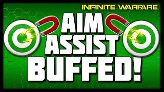 Aim Assist Buff Details! | Infinite Warfare SMG & Shotgun Target Assist Changes!
