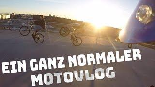 Ein ganz normaler MotoVlog? | Moji