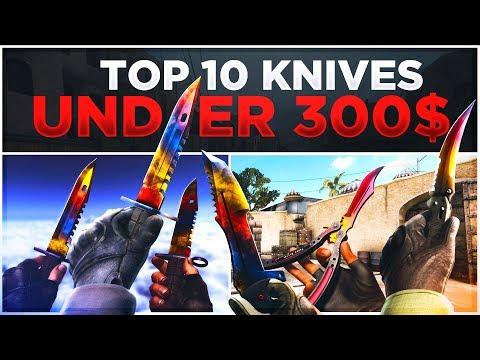 TOP 10 KNIVES