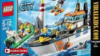 LEGO City - Coast Guard Patrol 60014 - Review