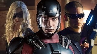arrow and the flash analyzing the dc character spinoffs ign conversation