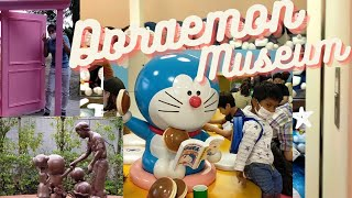 Doraemon museum vlog in Tamil|Most requested video |Japan Doraemon museum Tour | Nobita house Tour