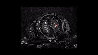 Relógio Masculino Naviforce 9124 Esportivo Militar Analógico
