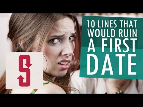 First dating lines
