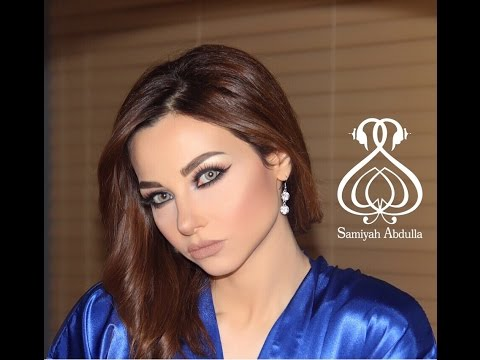 Diva Haifa Wehbe MJK - مكياج هيفاء وهبي