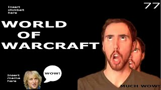 Asmongold Reaction -- 10 Handy Tips & Tricks For Classic WoW -- Madseasonshow