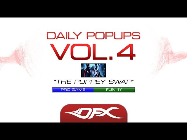 DotA2 - Daily Pop-Ups - Vol.4 - The Puppey Swap ! Videos De Viajes