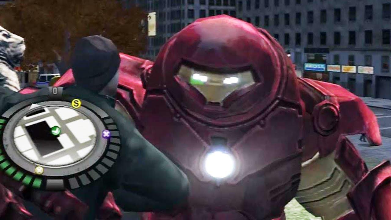 download save game iron man 2008