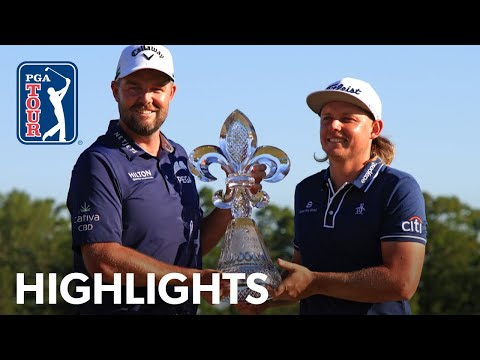 Highlights | Round 4 | Zurich Classic | 2021