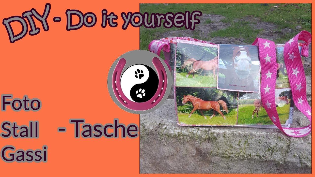 [DIY] Foto-TASCHE {Stall-Tasche - Gassi-Tasche} individuell - schmutzbeständig - abwischbar - [DIY] Foto-TASCHE {Stall-Tasche - Gassi-Tasche} individuell - schmutzbeständig - abwischbar