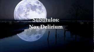 Moonspell - Full Moon Madness Subtitulos en español