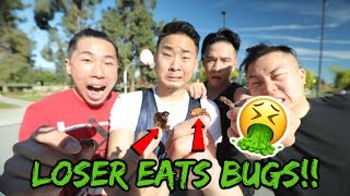 ULTIMATE SHOOTING CHALLENGE w/ INSANE CONSEQUENCES!!! | Ft. Fung Bros