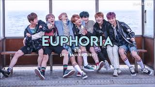 Video [3D+BASS BOOSTED] BTS (방탄소년단) - EUPHORIA (FAN EDITED VER.) | bumble.bts download MP3, 3GP, MP4, WEBM, AVI, FLV Agustus 2018
