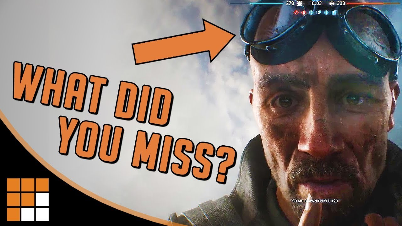 What Did You Miss? BATTLEFIELD V TEASER TRAILER: WWII, Paratroopers, Classic Conquest!