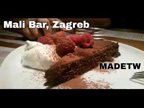 Maddy and David Eat the World Ep 3 - Mali Bar Zagreb