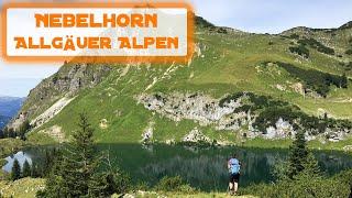 Atemberaubende Wanderung durchs Oytal aufs Nebelhorn