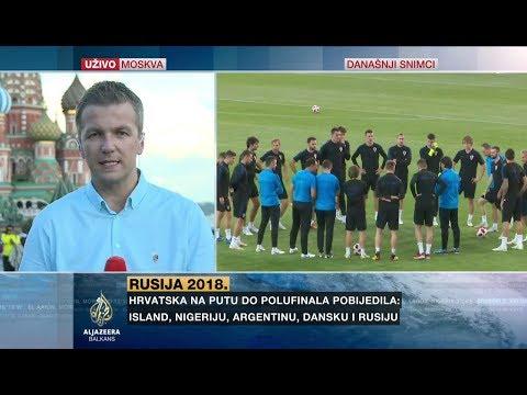 Delić iz Moskve: Hrvati spremni za 120 minuta protiv Engleza