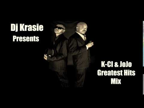 K-CI & JoJo (Greatest Hits Mix) By Dj Krasie