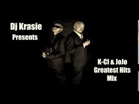 K-CI & JoJo (Greatest Hits Mix) By Dj Krasie