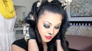 KITTY CAT HALLOWEEN INSPIRED! Thumbnail