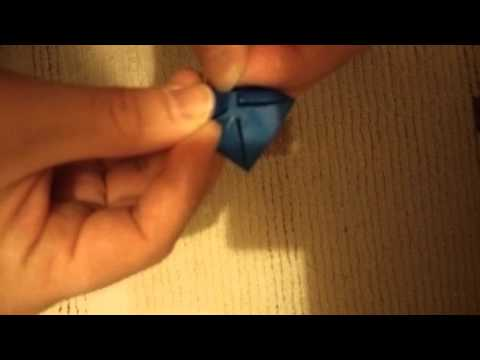 ハート 折り紙:折り紙 やっこさん 作り方-youtube.com