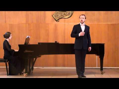 """Maxim Kuzmin-Karavaev (bass) - Rodolfo's Aria (V.Bellini - """"La Sonnambula"""")"""