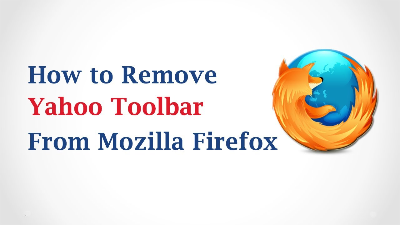 Remove search bar | Firefox Support Forum | Mozilla Support