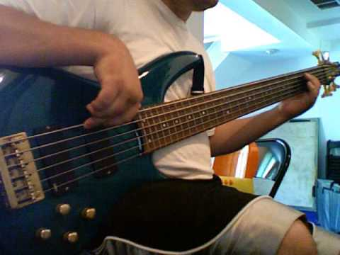 """Nathan East's bass line to """"Giving You The Best That I've ..."""