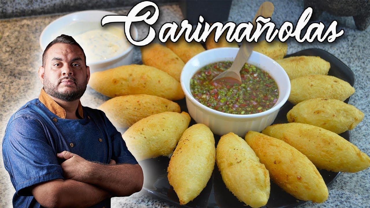 Como Hacer Carimanolas Receta Original Paso A Paso Capitulo 15 Chef Jeison Rodriguez Youtube