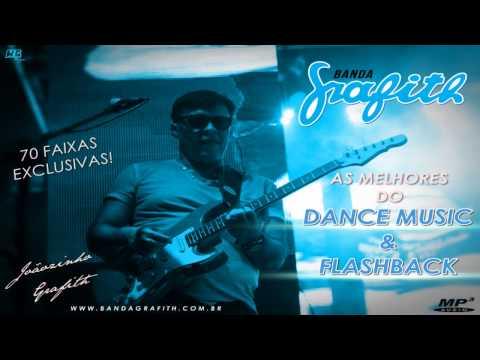 Banda Grafith - CD - As Melhores do Dance Music e Flashback