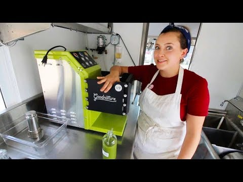 Goodnature CT7 Review - Cold Pressed Countertop Juicer - (3 Months)