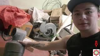 DIY7: How to make a PVC bladeless fan at home   Cách làm quạt không cánh bằng nhựa PVC tại nhà