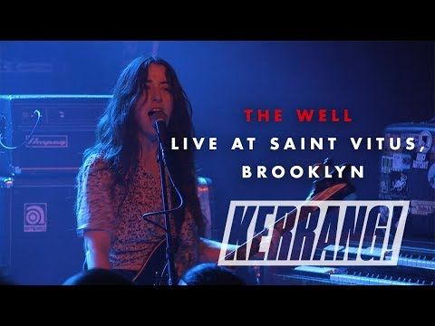 THE WELL: Live at Saint Vitus in Brooklyn, New York