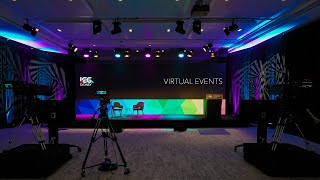ICC Sydney Studios - Studio 1 Virtual Tour