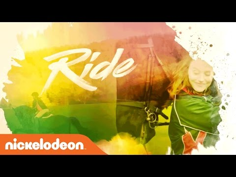 Ride   Brand New Series Official Super Trailer   Nick