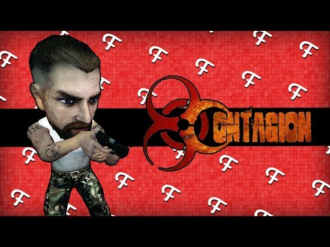 Contagion: The Final Episode, Bobble Head Glitch, Random Zombies Spawning! (Escape - Comedy Gaming)