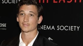Miles Teller on Being Bitten by the Acting Bug