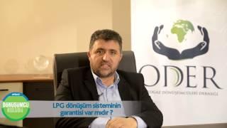 LPG dönüşüm sisteminin garantisi var mı?