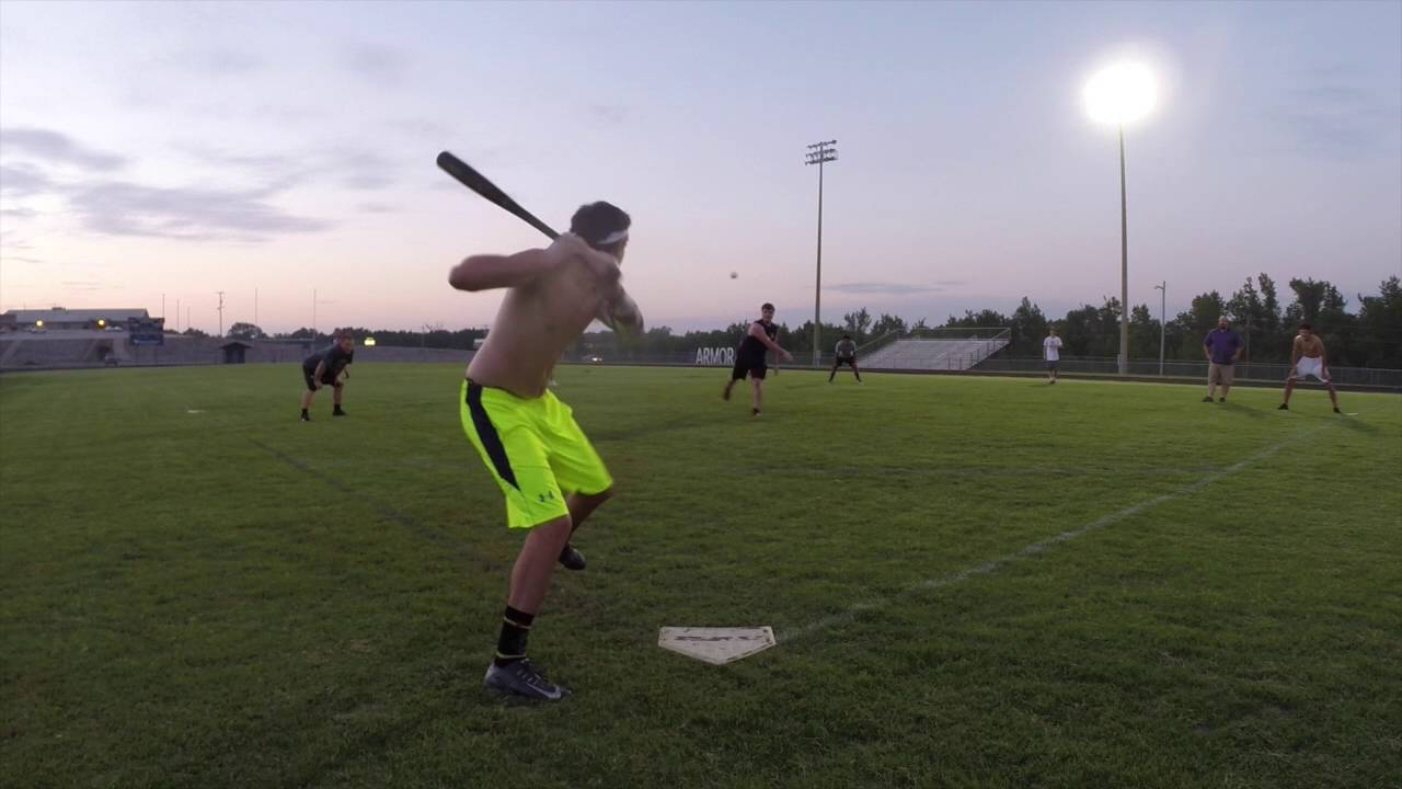 wiffle ball chs intramural sports program youtube